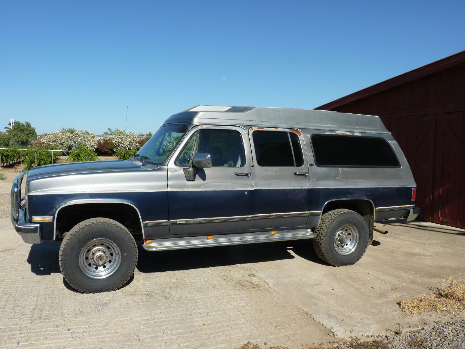 ba0732f3c5 Chevy GMC Suburban American Truck and Van Conversion Packages