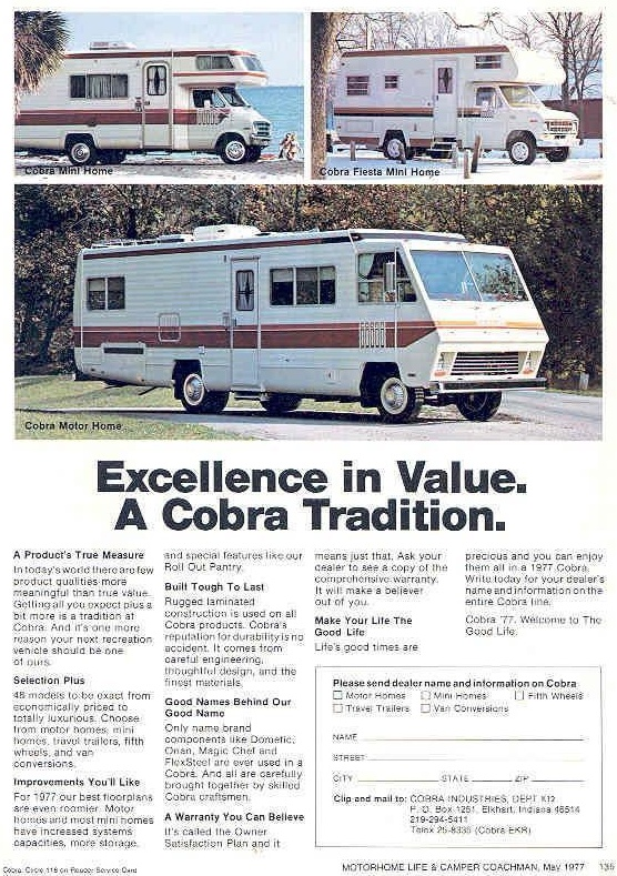 Chevy and GMC Suburban Cobra Conversion Packages