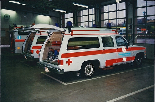 Chevy/GMC Fire Ambulance Police Suburbans