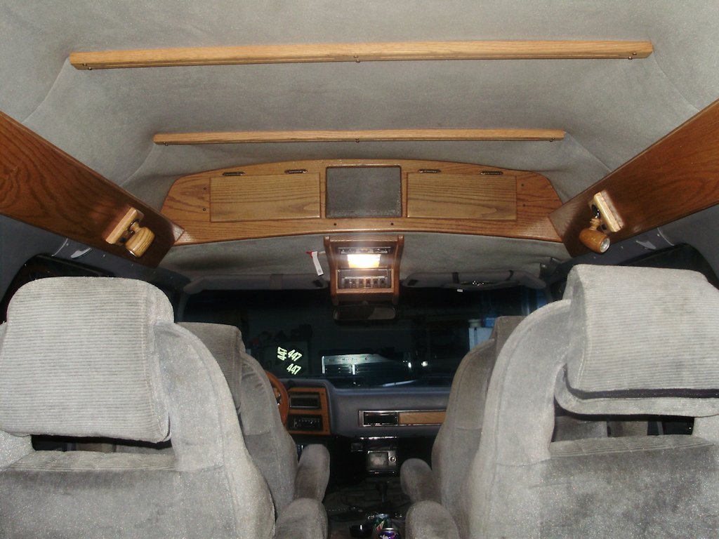 Link To Where I Found This 1990 Chevrolet Suburban Geneva High Top Conversion Here