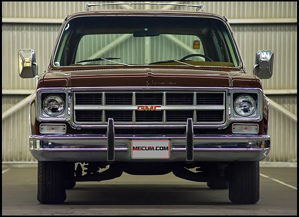 1977 GMC Suburban Photos