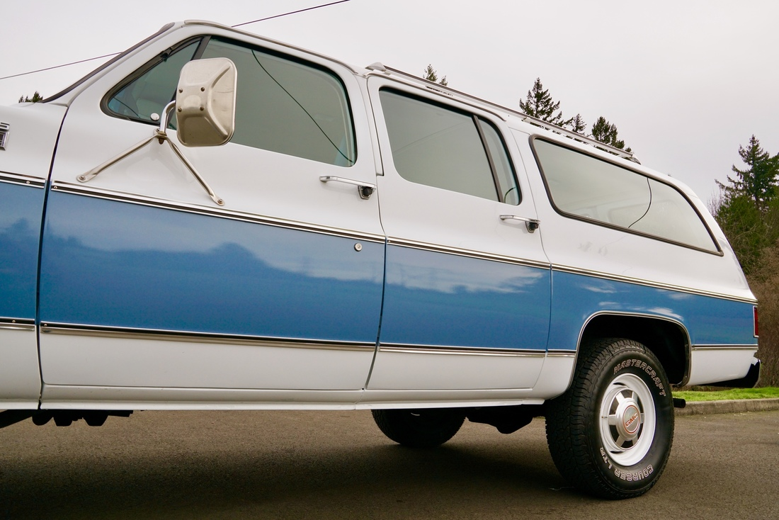 1978 GMC Suburban Photos