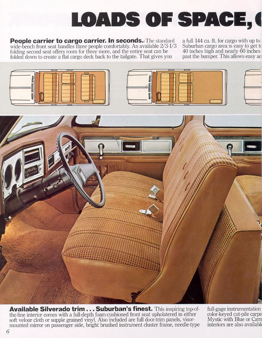 Magnificent 1980 Chevrolet Suburban Photos And Information Bralicious Painted Fabric Chair Ideas Braliciousco