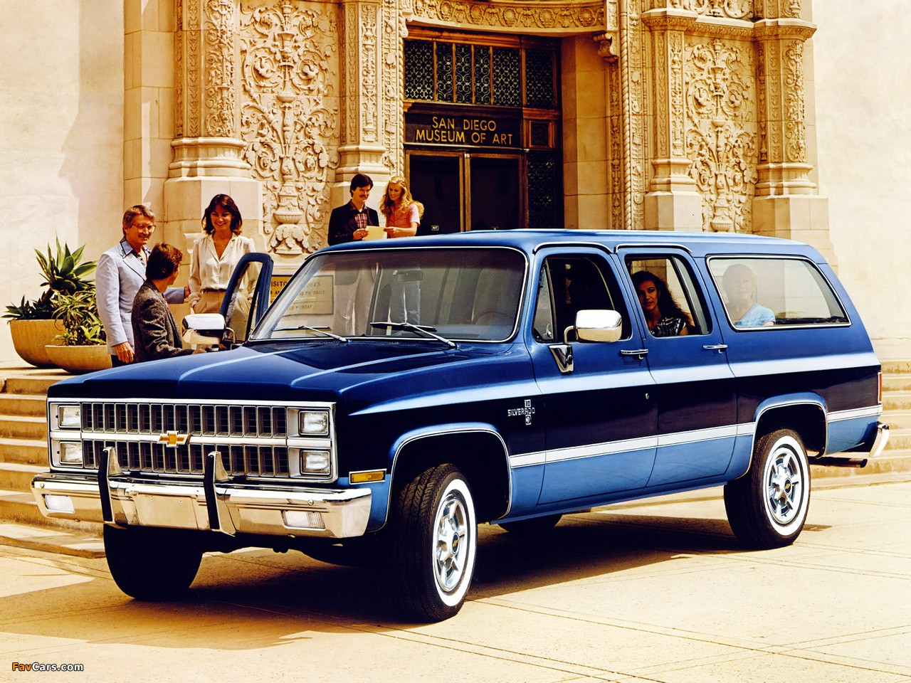 View the 1982 chevrolet suburban photo gallery 3 examples