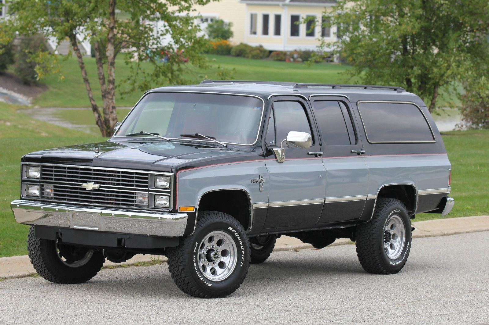 1973 1991 chevy gmc suburban year comparisons. Black Bedroom Furniture Sets. Home Design Ideas